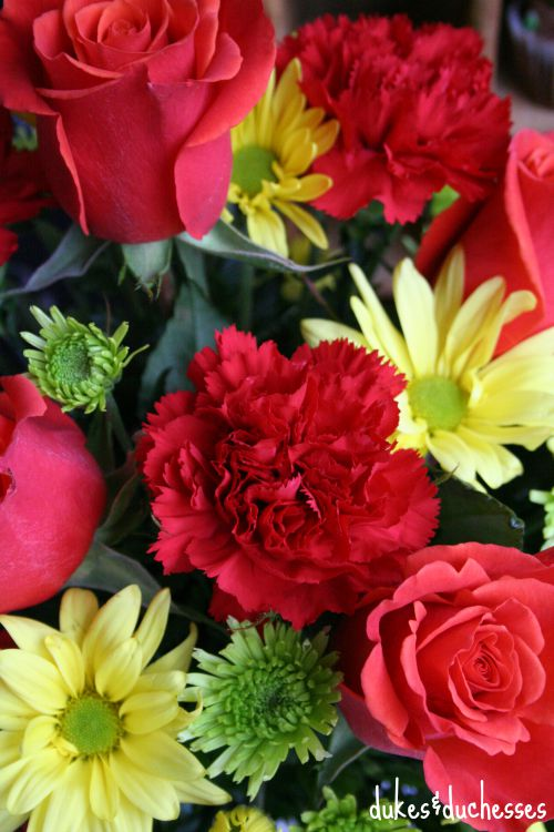 fun n festive bouquet from teleflora