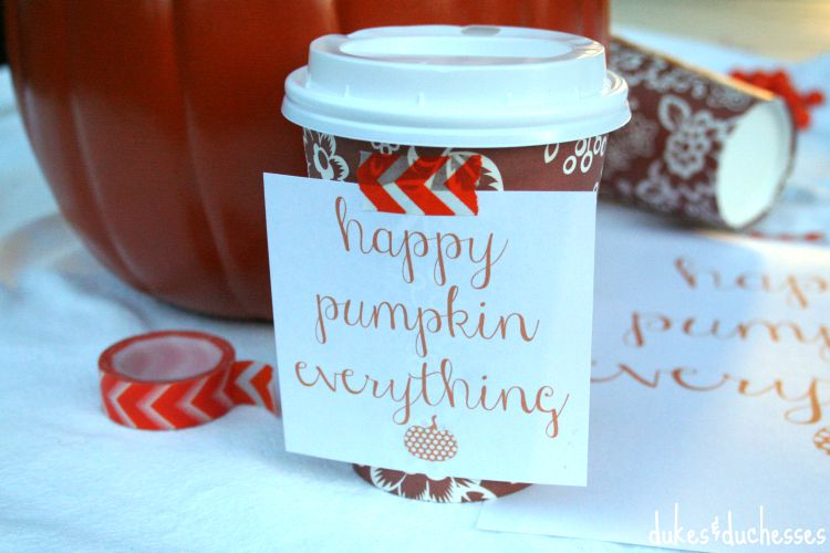happy pumpkin everything tag
