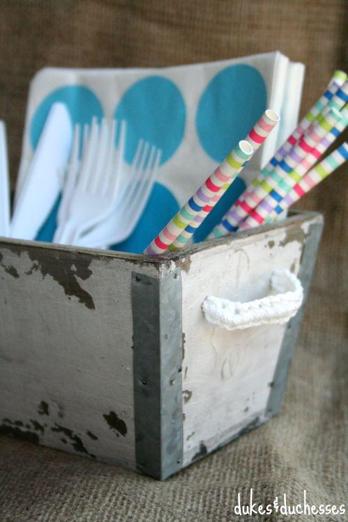 how to make DIY macrame handles