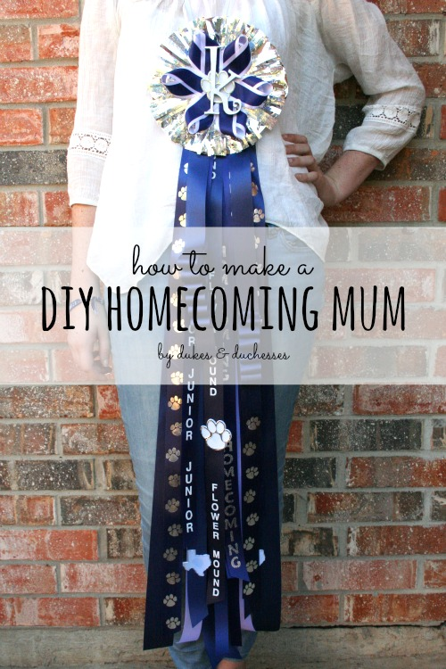 How To Make A Homecoming Mum Diy Light Up Idea Tutorial