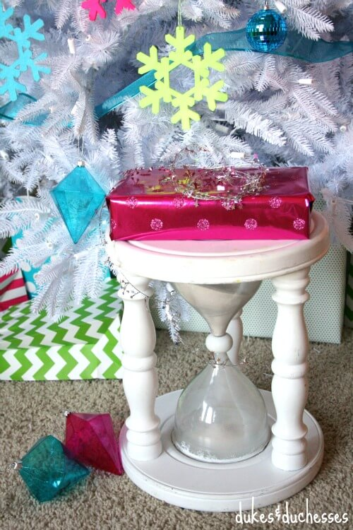 colorful christmas with balsam hill