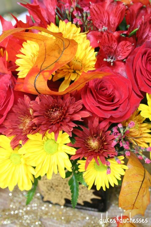 fall teleflora bouquet