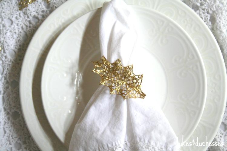 How to Make DIY Napkin Rings