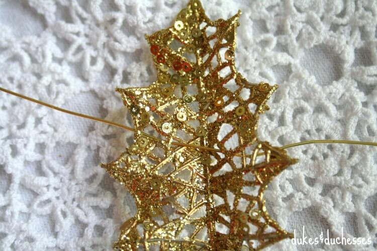 how to make a napkin ring