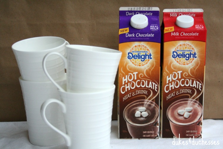 international delight hot chocolate