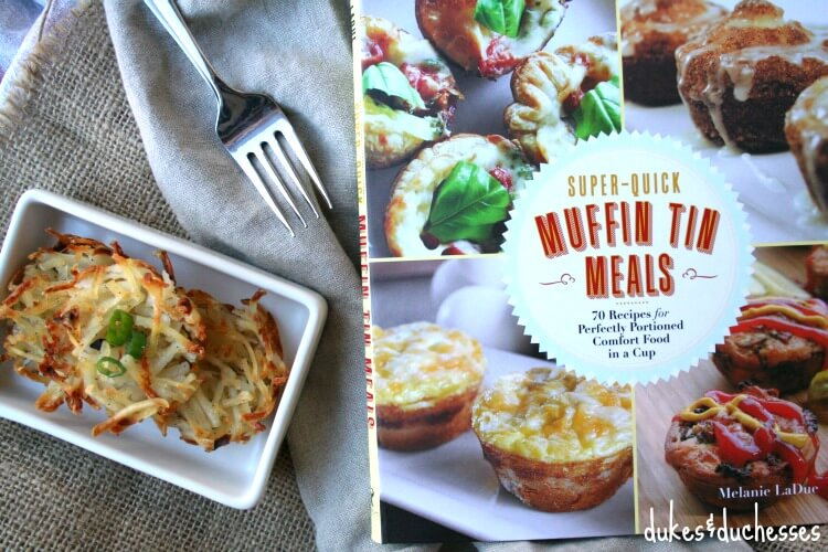 muffin tin meals book