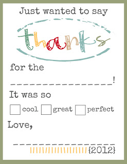 image about Thank You Notes Printable identify 10 Totally free Printable Thank Oneself Notes / Playing cards for Children