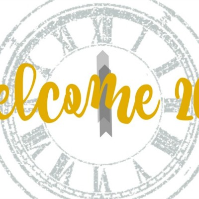 Welcome New Year Printable