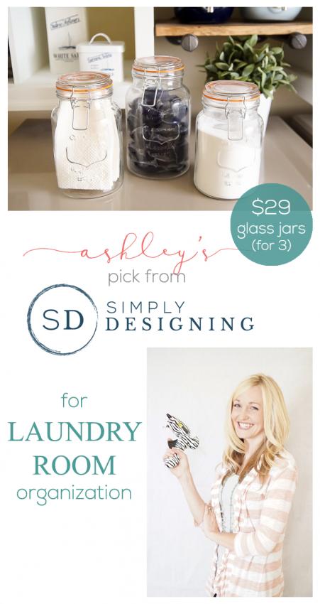 laundry room organization - best organizational products