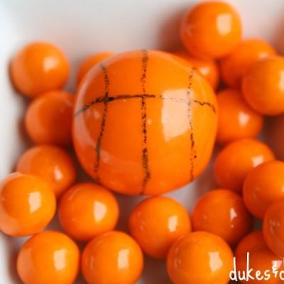 How to Make Basketball Gumballs