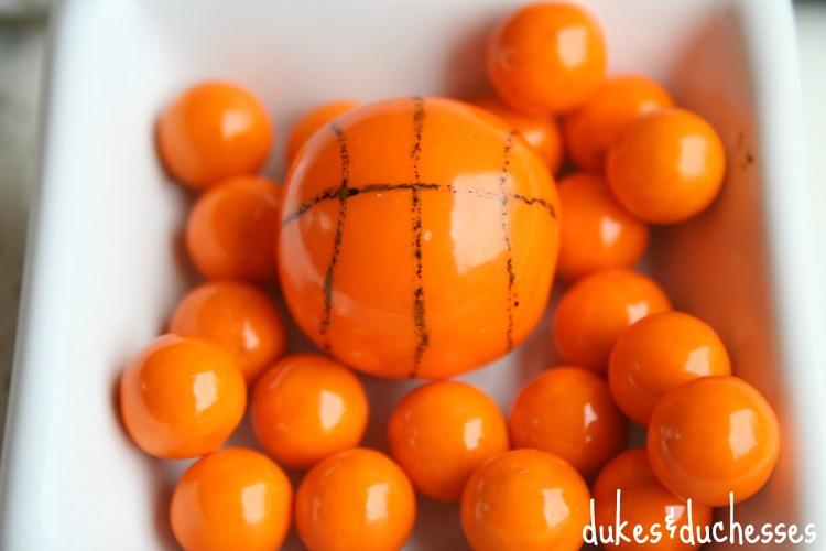 basketball gumballs