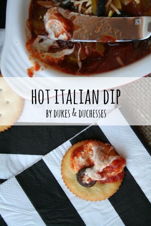 hot italian dip