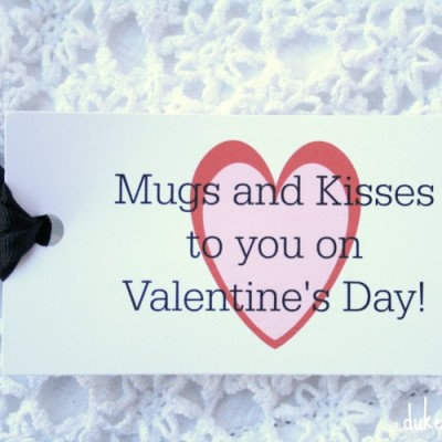 Mugs and Kisses Gift Idea