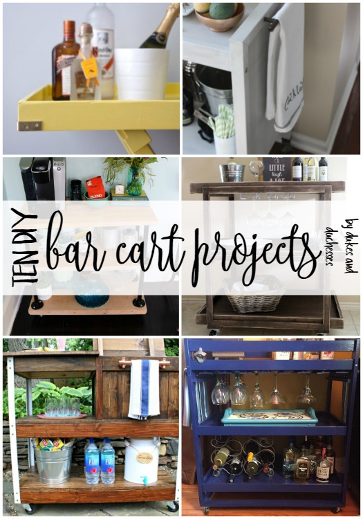 Diy food cart design
