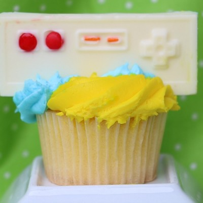 Video Game Cupcakes