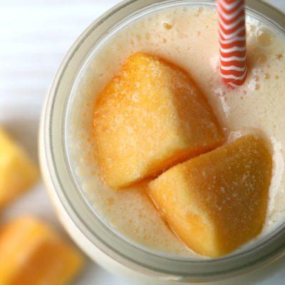 Frosted Mango Lemonade