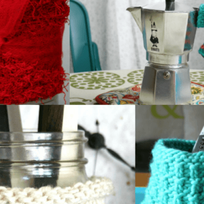 15 Fabulous Things to Knit for the Home