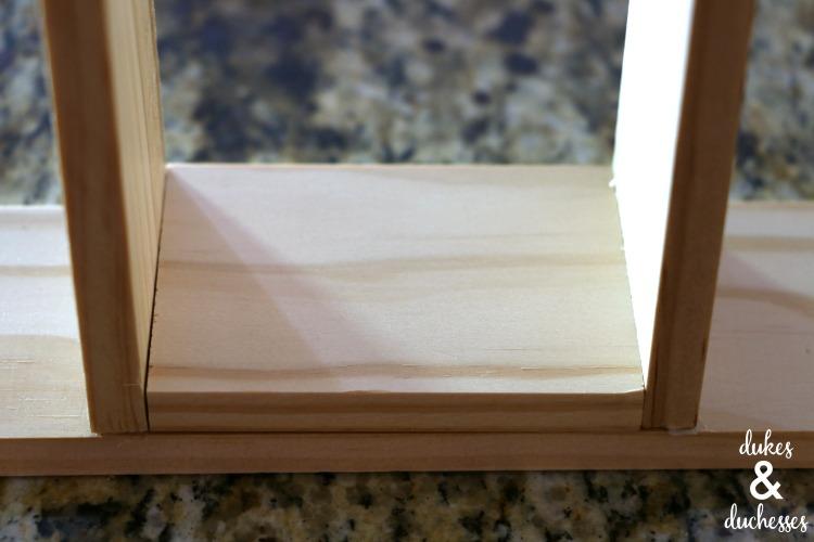 spacers for DIY drawer divider