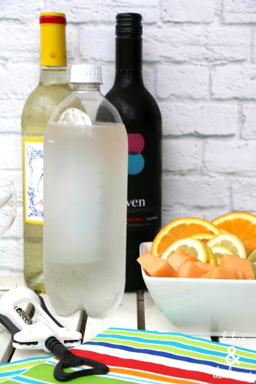 wine spritzer ingredients