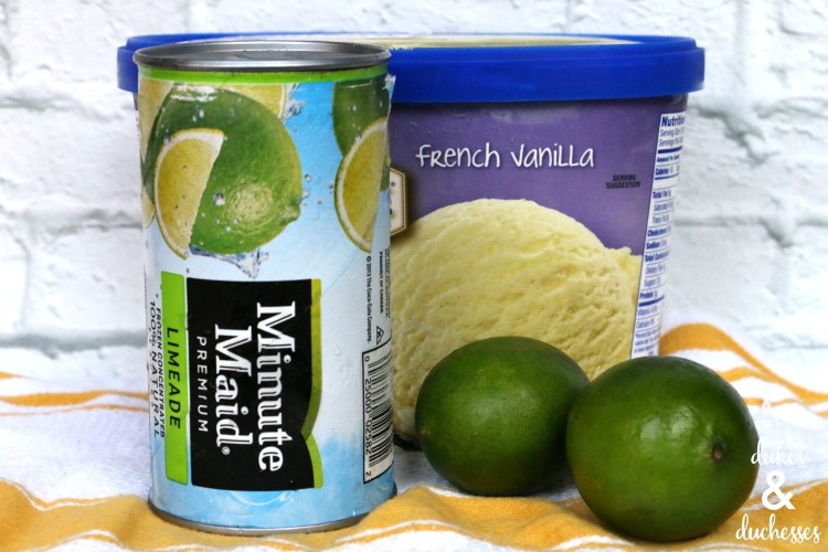 frosted limeade recipe ingredients