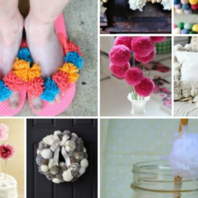 The Best Pom Pom Crafts