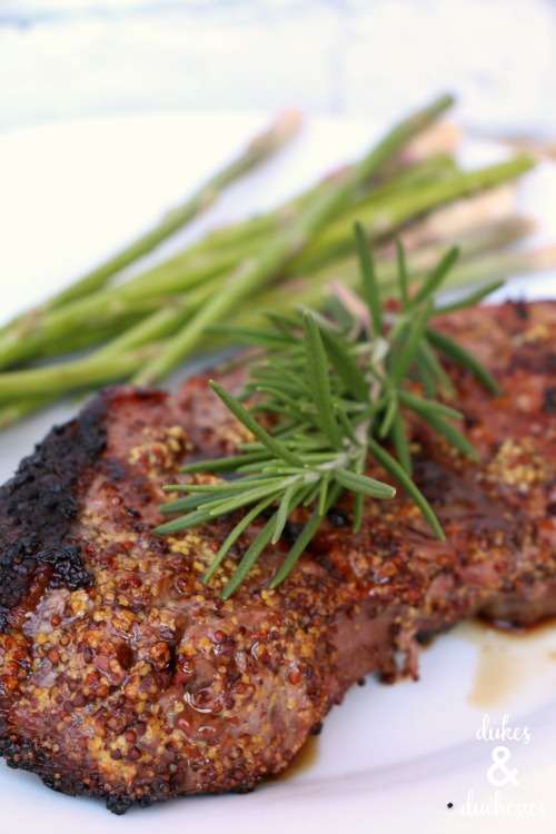 steak marinade with only two ingredients