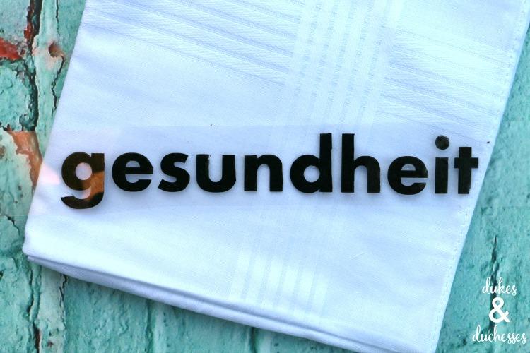 personalized handkerchiefs