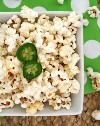 Jalapeno Infused Kettle Corn
