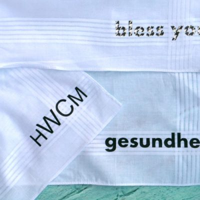 Personalized Handkerchiefs