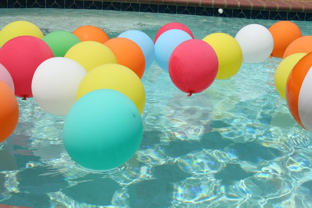 15 Ideas For The Perfect Pool Party Dukes And Duchesses