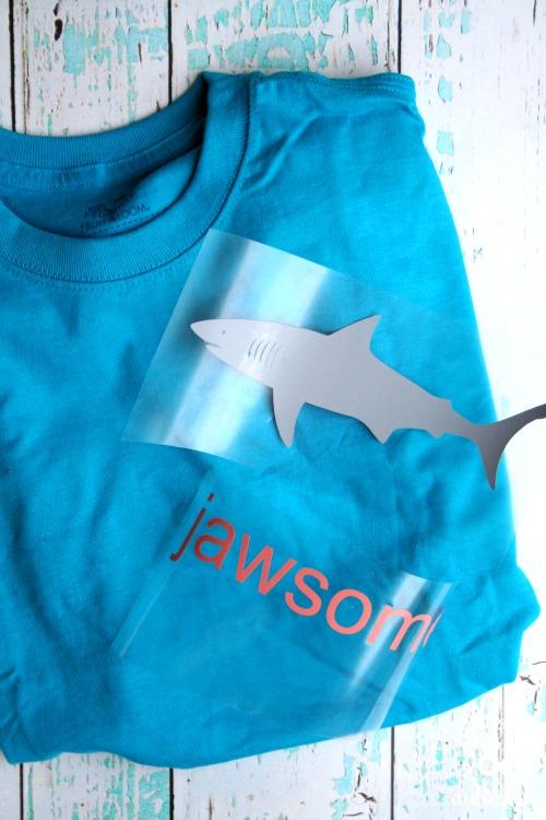 shark week shirt