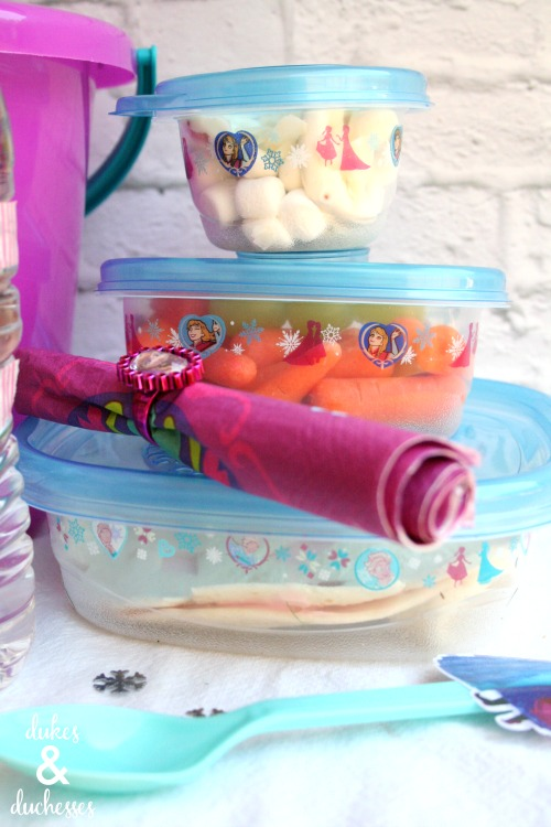 frozen lunch box ideas