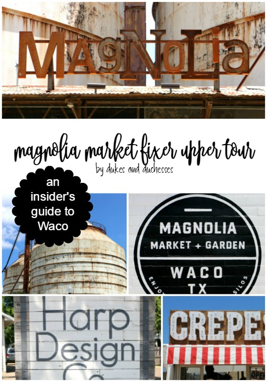 Magnolia Market Fixer Uppers in Waco, Texas | Address