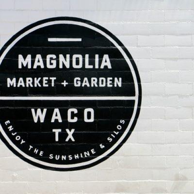 Magnolia Market Fixer Upper Tour of Waco