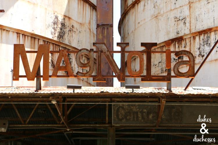 magnolia market fixer upper waco tour