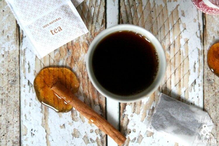 honey cinnamon stir sticks