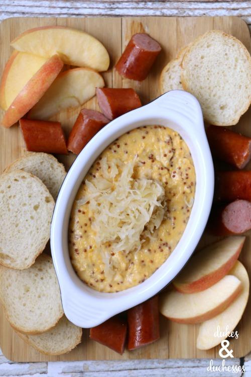 cheese mustard fondue recipe