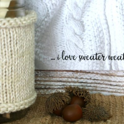 Sweater Weather Fall Printable