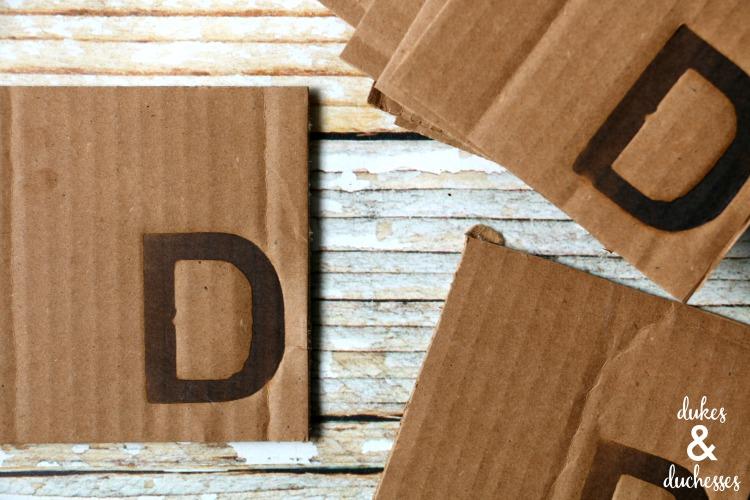 how to make branded cardboard coasters