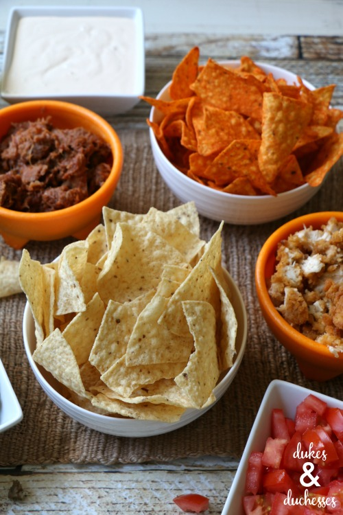 nacho toppings for game day