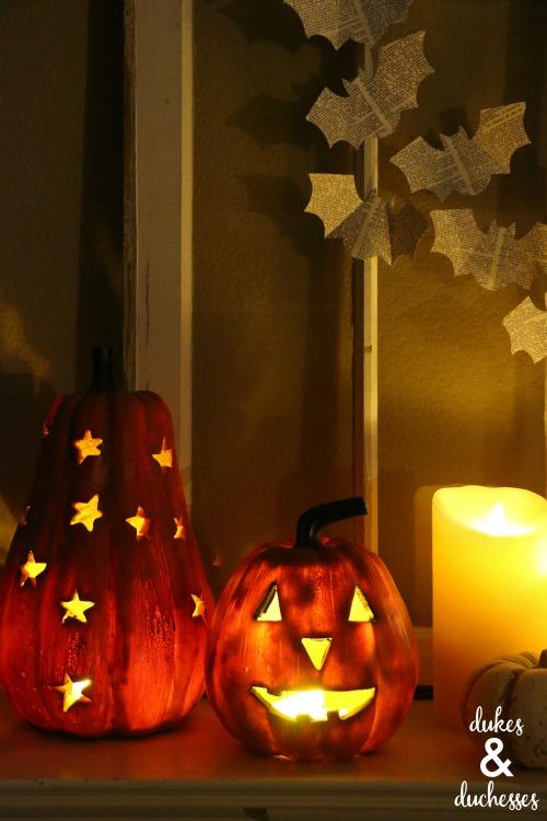 halloween decor from balsam hill