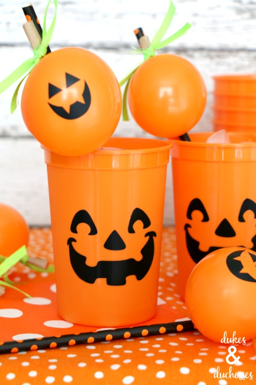 halloween balloon party ideas