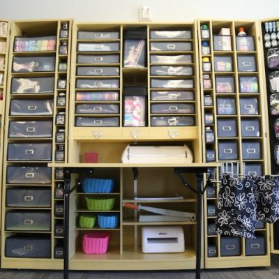 7 Craft Storage Solutions