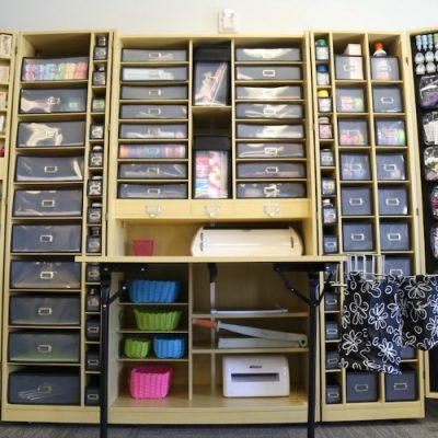 7 Craft Storage Solutions