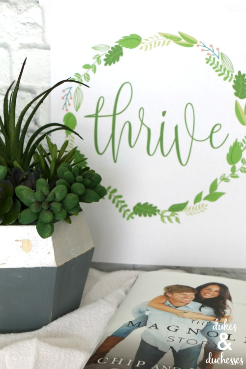 thrive printable inspired by magnolia waco texas