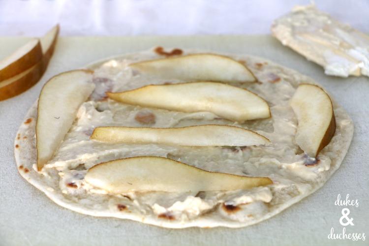 quesadilla recipe for dessert