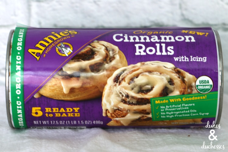 refrigerated cinnamon rolls