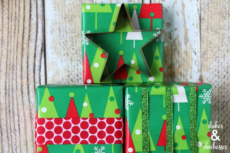 Twelve Days of Christmas Gift Tree