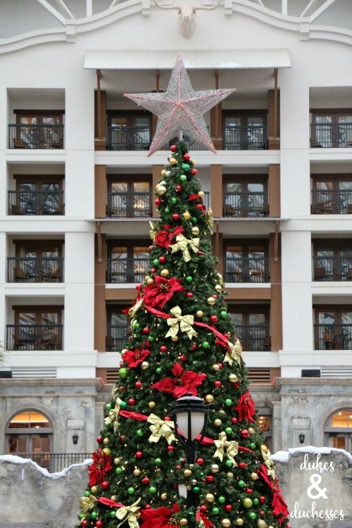 gaylord texan christmas tree