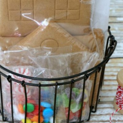 Gingerbread House Gift Idea